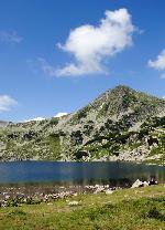 Lacul Bucura si Custura Bucurei