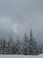 prin Bucegi iarna