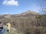 Final de tura (V_ful de pe Ioanes) pe Valea carabalu