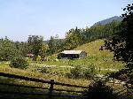 Vechiul canton - Reper sigur la intrarea pe traseul CR- spre Varful Ciucas