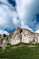 Strunga - Bucegi - mai sus de Padina