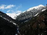 Valea Cormaia si vf-ul Tapului