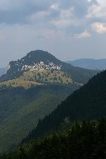 Muntele si Poiana Teslei