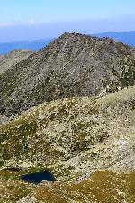 Vf. Mare si cel mai de sus Tau din Valea Rea