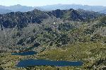 lacurile Bucura, Ana, Florica, Viorica, Taul Portii se distinge si Taul Agatat