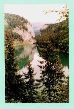 Cheile Tatarului si coada Lacului Bolboci