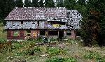fosta cabana Urlea ... zona de gunoi.