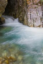 cascada in Cheile Cheii