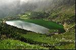 Lacul de smarald (rezervatia Iezerele Cindrelului)