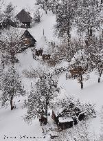 Iarna care ĂŽngheațĂŁ timpul