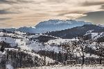 Zi de iarna in Holbav