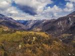Scoala din Inelet, valea Cernei si Retezatul