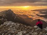 Apus peste marea alpina