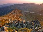 View from Peleaga