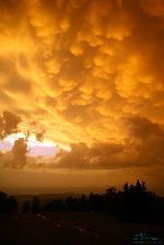 Muntii Tarcu - furtuna 06.2010