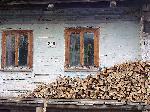 Ucraina - Muntii Bieszczady - Libuchora 11.2003