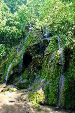 Muntii Aninei - Valea Beiu, Cascada Beusnitei