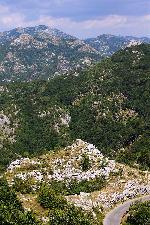 Muntii Lovcen - Montenegro