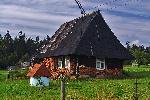 Ucraina - Muntii Bieszczady - Sianky 07.2006