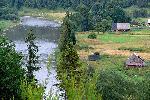 Ucraina - Muntii Bieszczady - Valea Stryj 07.2006