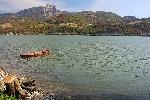 Muntii Almajului - raul Dunarea 10.2012