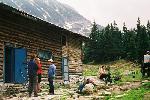 Refugiul Gentiana - Mai 2000