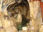 Altarul din peștera Ialomiței