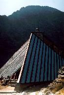 Refugiul Ledenoto (Everest - 2715 m parca)