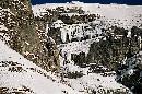 Turturi pe abruptul nordic al Caraimanului