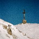 Crucea Eroilor vazuta de pe platou