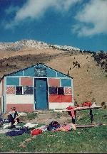 Refugiul Grind in 1998