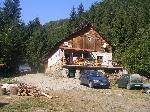 Cabana Cheia din Buila