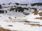 Lacul Câlcescu se dezgheaÞã În cãldura primãverii
