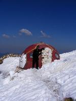 Refugiul Vârful AscuÞit (Lehman), 2150 m