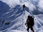 Coborârea de pe Buteanu