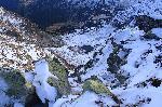 Caldarea lacului Inghetat