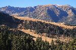 Priveliste de pe muntele Ciobanul