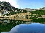 In oglinda lacului Calcescu