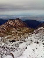 Toamna-iarna in Muntii Fagarasului