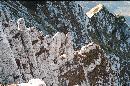Aproape de intrarea pe Valcelul Cu Fereastra