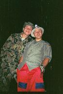doi nebuni .. isi cantau printre stanci nemurirea ..:D