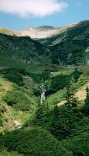 caborand din muntii Rodnei ,vara 2003