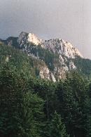 Piatra Craiului vazut din Coltii Chiliilor .. 2004,iunie