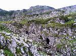 Pestera de la Politi - Circul de origine glaciara Gauri - Parang