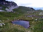 Lacul Mic din Gauri