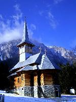 Manastirea Caraiman- Busteni