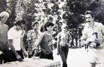 Iulie 1987 concursul turistic s-a terminat se impart premiile si cu regret atat participantii cat si organizatorii(Pro Natura'86) se intorc la treburile cotidiene. Caliman.