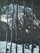 Peretele Vaii Albe ('73) Preluare almanahul turistic 73; autor nespecificat