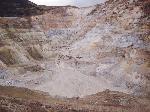 Exploatarea de sulf din Muntii Calimani