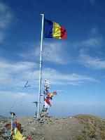 Varful Moldoveanu 2544m